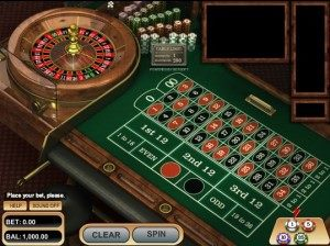 American Roulette – BetSoft2