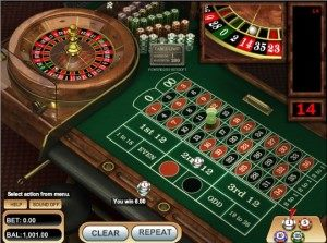 American Roulette – BetSoft3