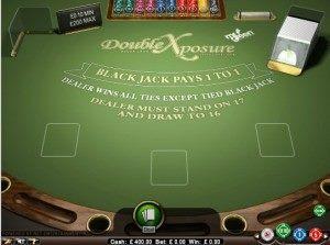 Blackjack DoubleXposure1