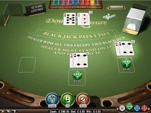 Blackjack DoubleXposure2