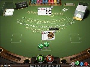 Blackjack DoubleXposure3