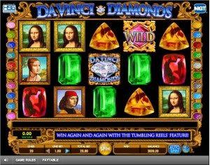 DaVinci Diamonds 22