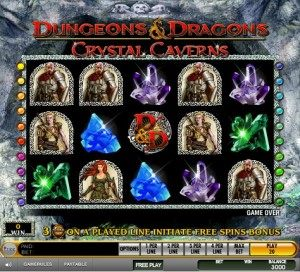 Dungeons and Dragons – Crystal Caverns2
