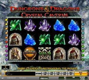Dungeons and Dragons – Crystal Caverns3