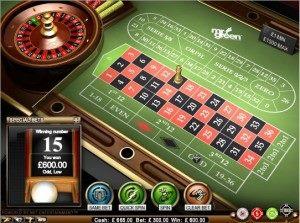 Roulette – HighRoller3