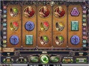 Secret Code1