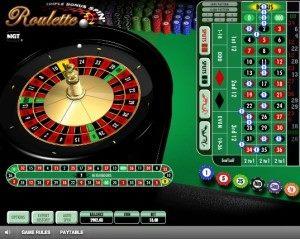 Triple Bonus Spin Roulette2