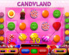 candly land slot