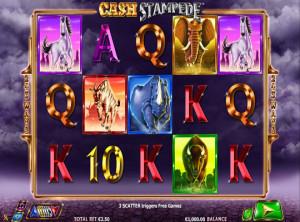 Cash Stampede game