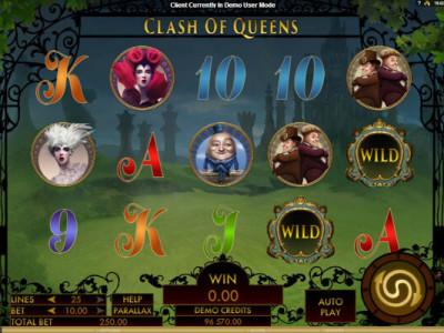 clash of queens slot