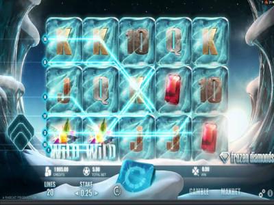 frozen diamonds game