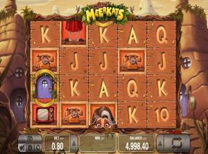 meet the meerkats slot