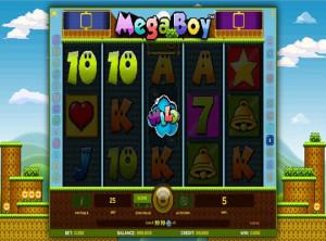megaboy slot game