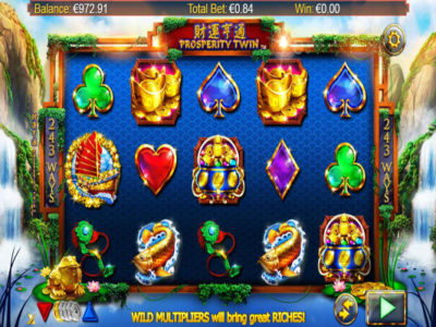 Prosperity Twin pokie