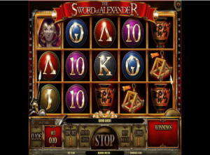 sword of alexander pokie